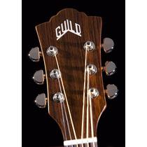 Guild D-125 (completamente Sólida) C/ Estuche Martin Taylor