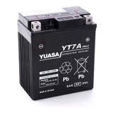 Bateria Moto Yuasa Yt7a Compatible      Con Ytx7l-bs Yuasa