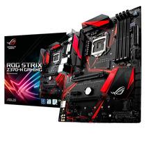 Motherboard Asus Rog Strix Z370-h Gaming Z370 8va Gen  Mexx
