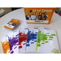 Curso Completo Inglés Wise Up Stay There /10cds + 5 Libros