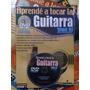 Método Aprendé A Tocar Guitarra Vol. Ii Con Dvd
