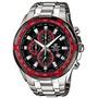 Reloj Casio Edifice Ef-539d-1a4 Cronometro Vettel Red Bull
