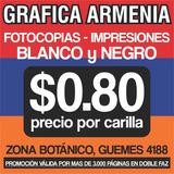 Impresiones Blanco Y Negro Autor 75gr