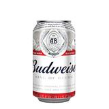 Cerveza Budweiser Lata 355 Ml - Pack X 24 Hasta Agotar Stock