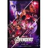 Pelicula Avengers Endgame 2019 Latino Hd Y Sub-full Hd