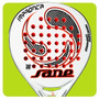 Paleta Padel Sane Impronta Foam Carbono 38mm Antitorsion