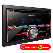 Stereo Pioneer Fh X 575 Ui Doble Din Usb Cd Mp3 Mixtrax