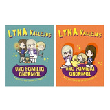 Pack Una Familia Anormal ( 2 Libros) - Vallejos, Lyna