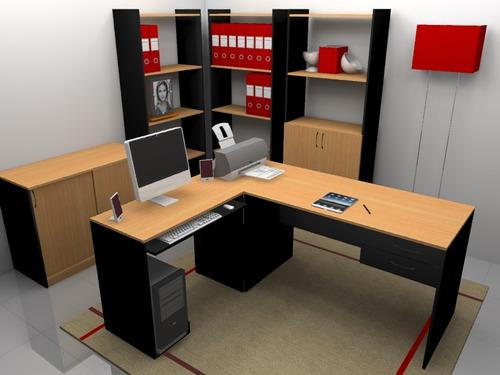 Escritorios mesas de pc muebles de oficina 4799 zvovn for Precios de muebles para oficina