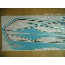 Juego De Calcos Suzuki Ax 100 (codigo Sc 1000)