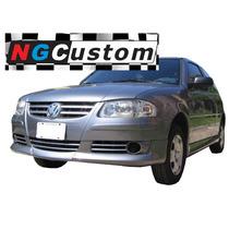 Spoiler Volkswagen Gol 06-14 Delantero