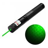 Puntero Laser 303 Verde Recargable Usb Boliches Conferencias