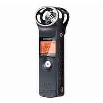 Grabador Digital Portátil Zoom H1 Con Memoria Sd 2gb