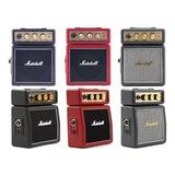 Amplificador De Guitarra Portatil Marshall Ms2 Marshalito