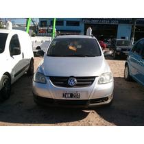 Volkswagen Suran 5 Puertas Gris Plata 2010