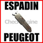 Espadin Inserto Carcasa Llave Peugeot 106 206 306 406