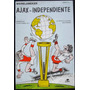 Programa Copa Intercontinental 1972 Ajax - Independiente