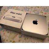 Mac Mini Core I5 1.4 Ghz - Envió Gratis Y En Cuotas!