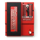 Pedal Para Guitarra Electrica Digitech Whammy True Bypass Presets Y Efectos Por Midi Con Carcasa Robusta De Metal