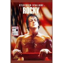 Posters Afiches Lámina Full Hd 30x20cm Rocky Balboa Pfi-006