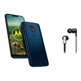 Celular Libre Motorola Moto G7 Power 5000 Mah + Auri Cuotas!