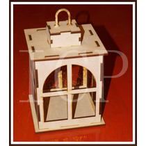 Candelabro Souvenirs Y Centro De Mesa En Laser
