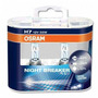 2 Lamparas Osram Night Breaker Plus 2da Gen H7 Alemanas