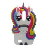 Rainbow Unicorn Zte Zte Zmax Pro / Carry Z981 Estuche, Awin