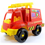 Camion Bombero Grande De Plastico Duro Escalera Oferta Local