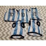 Camisetas Argentina Para Perro - Xs Al Xxl