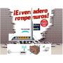 Modem Router Wifi Adsl2 Rompemuros 5dbi - Envios S/c