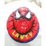 Tortas Spiderman Hombre Araña Temáticas Infantiles