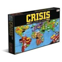 Crisis Juego De Mesa Y Estrategia - El Mundo En Juego