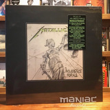 Metallica And Justice For All Edicion Box Set