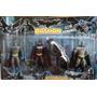 Set Blister Muñecos De Batman - 3 Personajes + Mascara