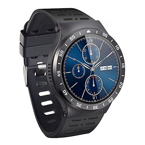 3g Smart Watch Teléfono Celular, Bluetooth Reloj Con Androi
