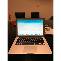 Macbook Air 13 Fines De 2015 I5 4gb 128gb Disco