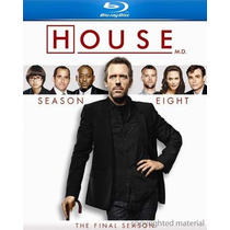 Dr. House Season 8 Blu-ray / Temporada 8 Completa