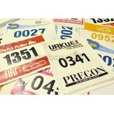 Números De Tivek Para Maratón O Ciclismo
