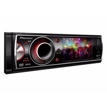 Stereo Pioneer Dvh 755 Pantalla Dvd 3 Mp3 Divx Usb