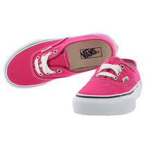 Zapatillas Vans Era Fucsia Kids Munro