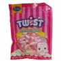 Malvavisco Marshmallow Twist Rosa O Violeta X 50g Oferton!
