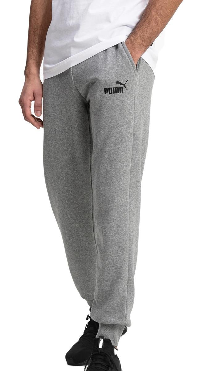 Pantalon Puma Moda Essential Logo Hombre Grm