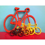 Bicicletas De Fibrofacil-pack X 5