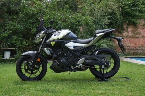 3dea00733c4 Yamaha Mt 03 2017 34900 Km En Motolandia 47988980