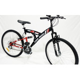 Bicicletas Mtb Mountain Doble Suspension Trp Bikes  18 Veloc