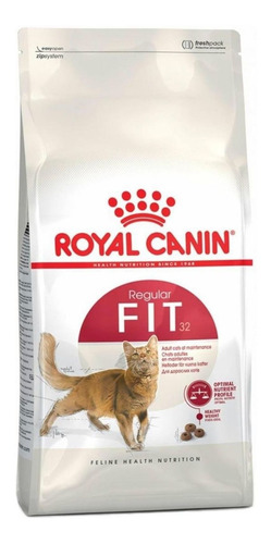 Alimento Royal Canin Feline Health Nutrition Fit 32 Gato Adulto 1.5kg