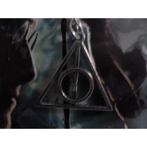 Llavero De Las Reliquias De La Muerte Harry Potter
