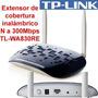 Extensor Repetidor Señal Wifi Router- Tp-link 300mbs Morón