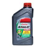 Aceite Castrol Actevo 4t Sae 20w50 Mineral Marelli Synblend